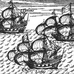 Frühe Kontakte nach Japan im 17. Jahrhundert